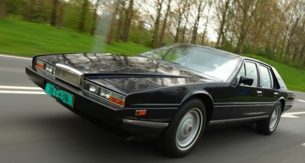 Aston Martin Lagonda Tickford Saloon 1984