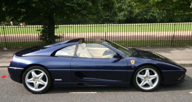 Ferrari 355 GTS 1996