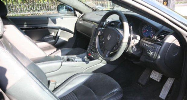 Maserati GranTurismo S Semi-Auto 2008
