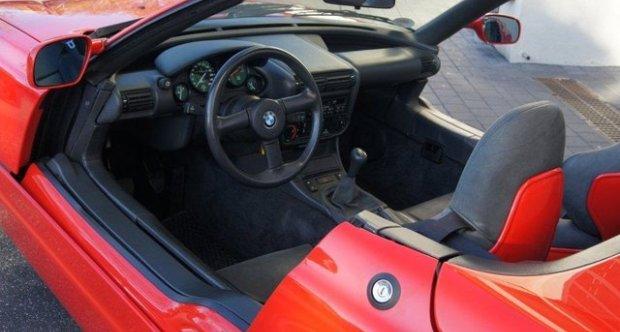 BMW Z1  dt. Fahrzeug 3.Hand 1992