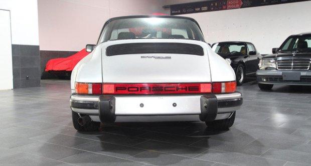 """Porsche 911 """"G"""" SC Targa / H-Kennzeichen / MwSt. awb. 1979"""