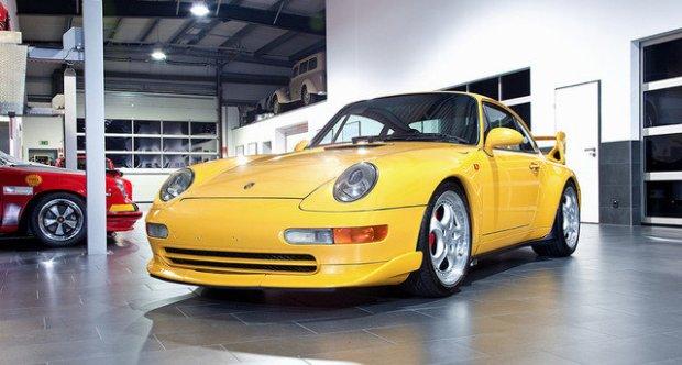 Porsche 911 / 993 Carrera    RS MwSt. ausweisbar 1995