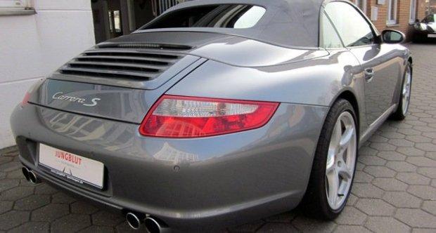 Porsche 911 / 997 Carrera    S Cabrio,Sportabgasanlage 2005