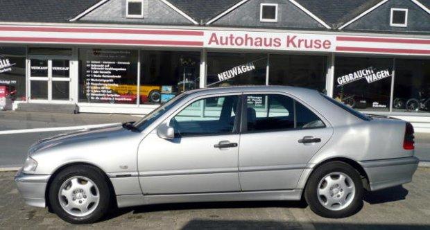 Mercedes-Benz C-Class C 200 CDI Classic Selection / Klima / ab 99,-p.M. 1999