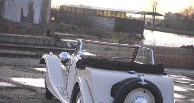 Morgan 4/4 Drophead Coupe 1948