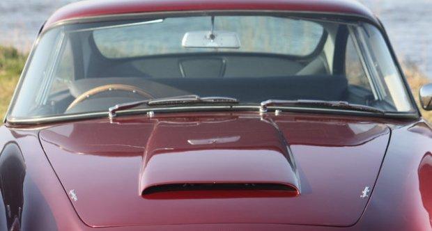Aston Martin DB4 1962