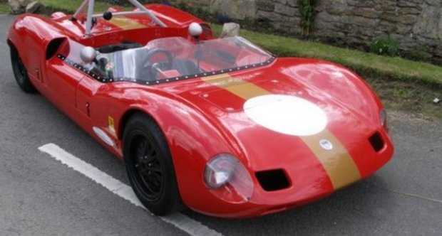 Elva MK7 MK7S 1963
