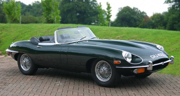 Jaguar E-Type SII 4.2 Roadster, 42,000 miles 1969