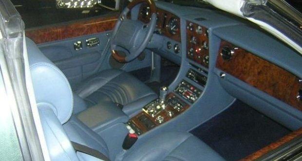 Bentley Continental Convertible SC SEDANCA erst 5.150 km. wie neu ca 1999
