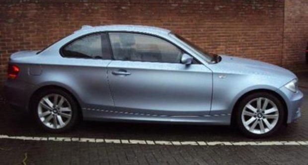 BMW 1er 120d SE 2009