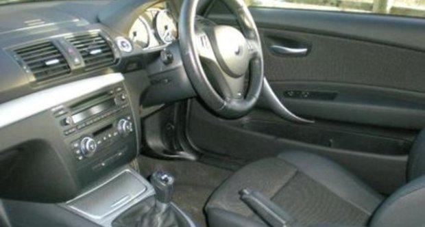 BMW 1er 120d M Sport 2008