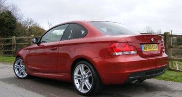 BMW 1er 120d M Sport 2009