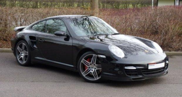 Porsche 911 / 997 Turbo Coupe 2008