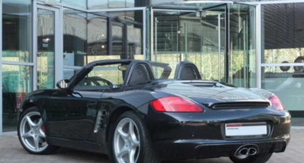 Porsche Boxster  S Sport Edition 2008