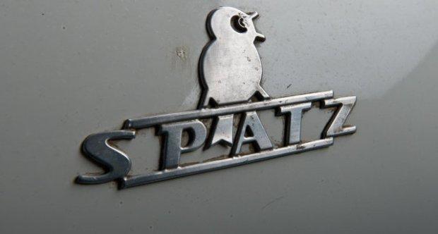 B.A.G. Spatz 1956