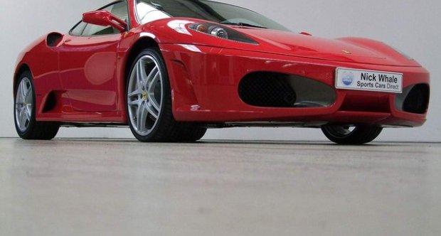 Ferrari F430 6 speed manual 2005