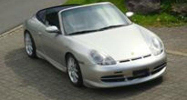Porsche 911 / 996 Carrera 4 Cabriolet 2001