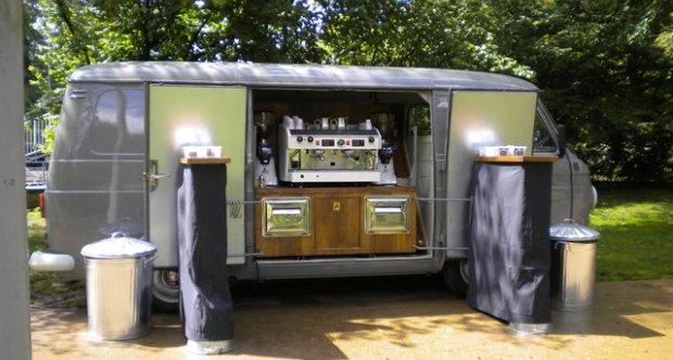 Fiat 238 Mobile Espresso Bar 1975