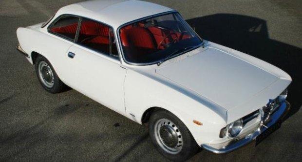 Alfa Romeo GT  - z.Zt. in Vollrestaurierung / Farbwahl mögl. 1969