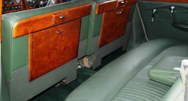 Jaguar 420 G - aufwendig teilrestauriert und sehr schön! 1970