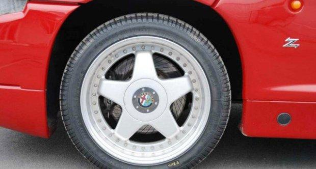Alfa Romeo SZ  Sprint Zagato - 3,5 ltr. Brohl Motor 1992