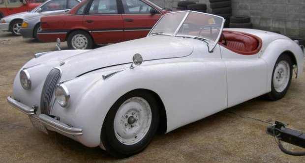 Jaguar XK120 Roadster 1951