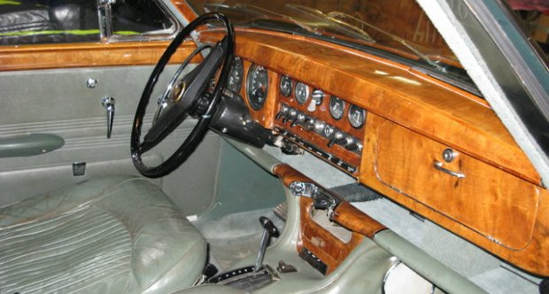 Jaguar 420 limousine 1967