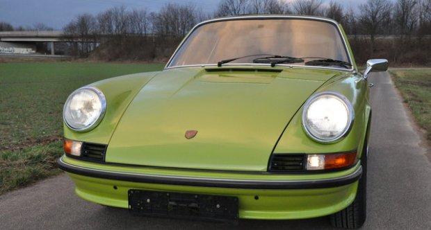 Porsche 911 2,4 E Targa 1973
