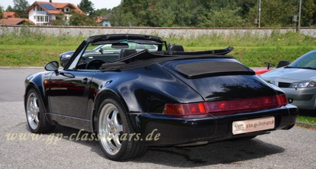 Porsche 911 / 964 Carrera WTL Cabrio 1991