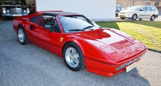 Ferrari 328 GTS Targa 1988