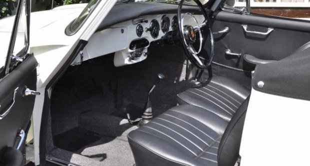 Porsche 356 SC Cabriolet. RHD. 1964