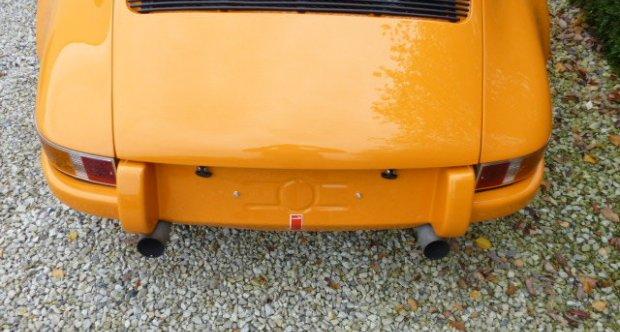 "Porsche 911 2.3 ST ""specifications"" 1970"
