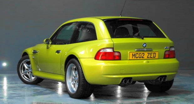 BMW Z3 Z M Coupe (s54) 2002