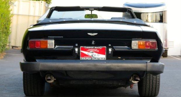 Aston Martin V8 Volante 1986