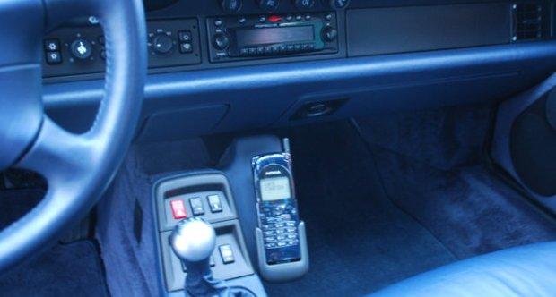 Porsche 911 / 993 Carrera 4S Deutsche Ausl. 1-Lack 1996