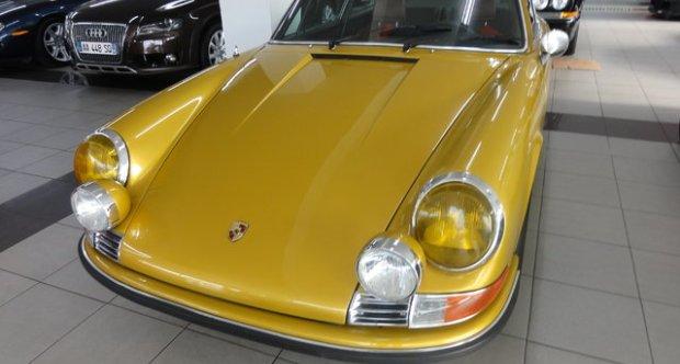 Porsche 911 E  2.2 L SERIE C 1971