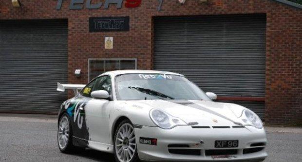 Porsche 911 GT3 996 Rallye 2000
