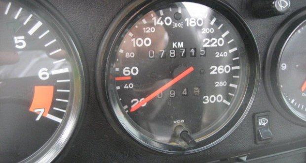 """Porsche 911 """"G"""" 3.2 Cabrio 1988"""