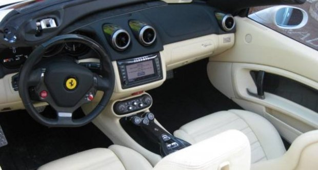 Ferrari California  F1 - Sonderlack***Ferrari Dresden*** 2010