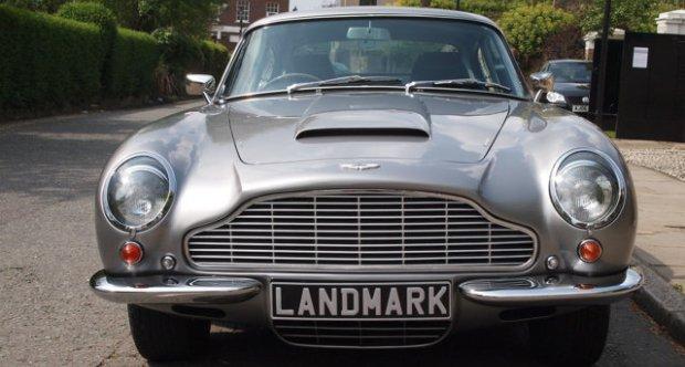 Aston Martin DB6 Vantage 1967