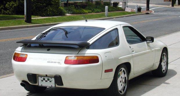 Porsche 928 S4 1989