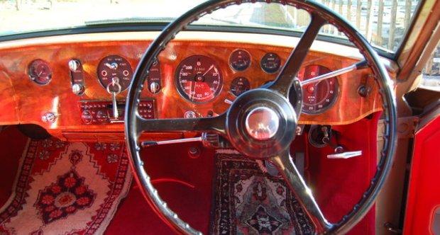 Bentley S1  Continental Park Ward 1958