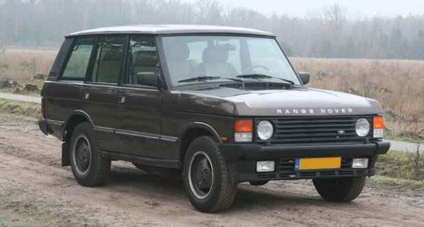 Land Rover Range Rover 'Classic' 1971