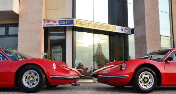 Ferrari 330 GT 2+2 Series 1 1964