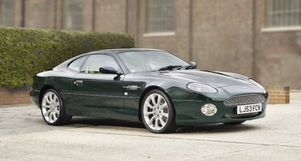 Aston Martin DB7 Vantage SOLD. New Car.  200 Miles Only. 2004