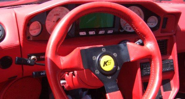 Ferrari Testarossa LOtec TT1000 1989
