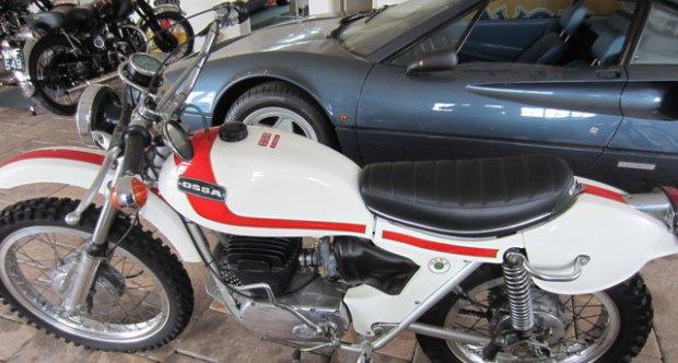 Ossa 250 Pioneer Yankee 500Z OSSA 250 SDR 1972