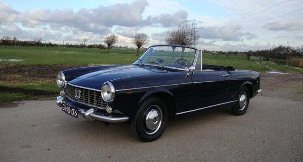 1964 fiat 1500 cabriolet pininfarina classic driver market. Black Bedroom Furniture Sets. Home Design Ideas