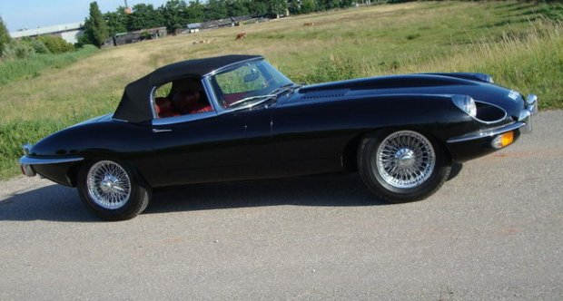 Jaguar E-Type SII 4.2 Roadster 1970