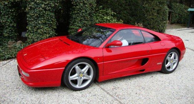 Ferrari F355 GTS 1997